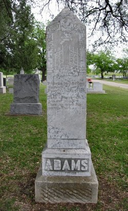 Amanda Virginia <i>Baugh</i> Adams