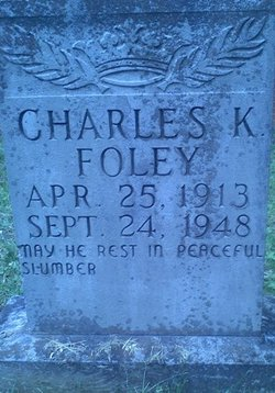 Charles K Foley