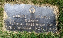 Albert Jacobs Pearce