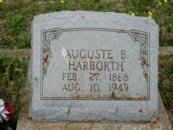 Augusta <i>Bormann</i> Harborth