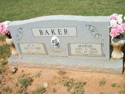 Margie Edna <i>Duggins</i> Baker