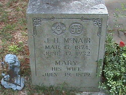 Mary McNair