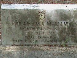 Abraham Lincoln McNair