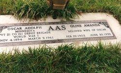Oline Amanda <i>Hagen</i> Aas