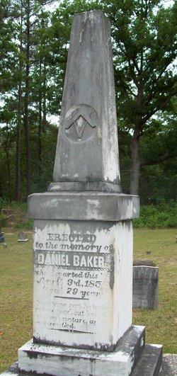 Daniel Baker, Sr.