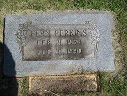 Cleda Fern Fern <i>Lowery</i> Perkins