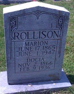 Marion Rollison