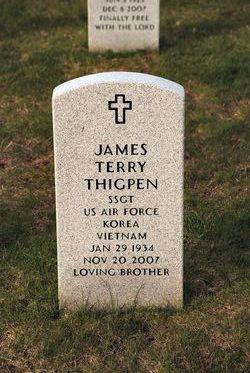James Terry Thigpen