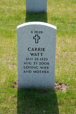 Carrie Watt