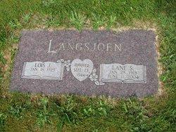 Lane S Langsjoen