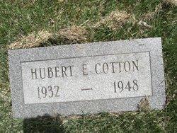 Hubert E. Cotton