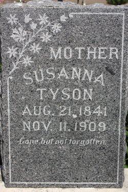 Susanna <i>Stump</i> Tyson