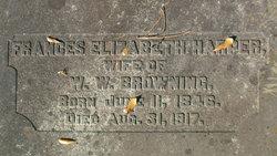 Frances Elizabeth <i>Harper</i> Browning