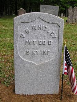Pvt Vincent B. Whitley
