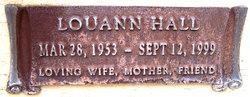 Louann I <i>Blanke</i> Hall