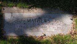 Abbie C Mathews
