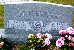 James Oliver Broomfield