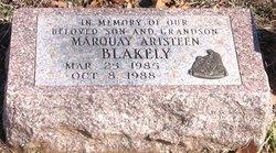 Marquay Aristeen Blakely