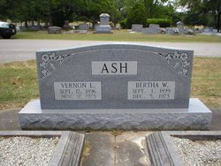 Bertha <i>Wigand</i> Ash