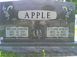 William Harrison Apple
