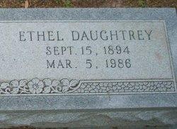 Margaret Ethel Daughtrey