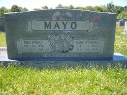 Fred Hobson Mayo