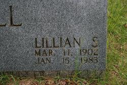 Lillian <i>Scroggs</i> Caldwell