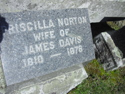 Priscilla <i>Norton</i> Davis