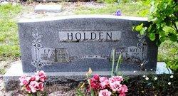 Birdie May <i>Hurst</i> Holden