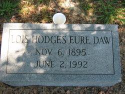 Lois Hodges <i>Eure</i> Daw