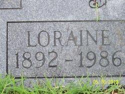 Loraine <i>Bond</i> Haggard