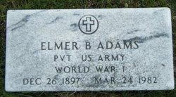 Elmer B. Adams