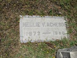 Nellie V Acheson