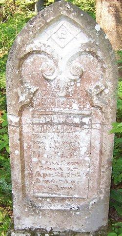 Abraham Warren Williams