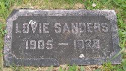 Lovey F. Sanders