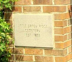 Little Sandy Ridge Cemetery