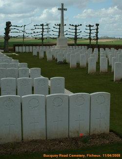 Bucquoy Road Cemetery, Ficheux