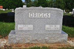 Ida May <i>Scott</i> Driggs