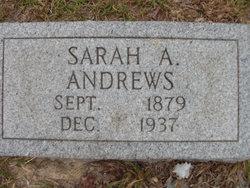 Sarah A. Andrews