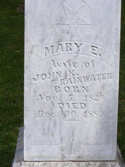 Mary Ellen <i>Sparks</i> Rainwater