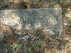 baby Anderson