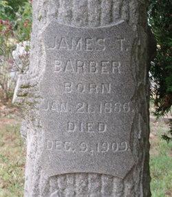 James T Barber