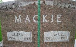 Earl Edwin Mackie
