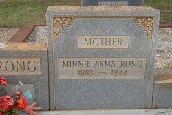 Minnie Lee <i>Payton</i> Armstrong