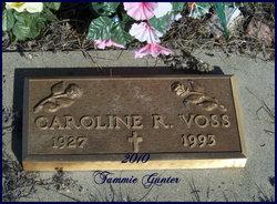 Caroline Rose Voss