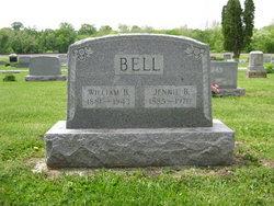 Jennie B. <i>Crihfield</i> Bell