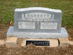 John Andrew Barrett