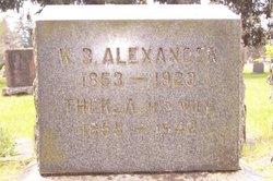 Thekla Alexander
