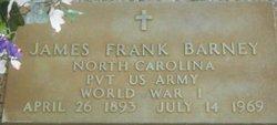 James Frank Barneycastle Barney