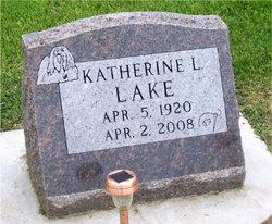 Katherine L. <i>Terry Hamilton</i> Lake
